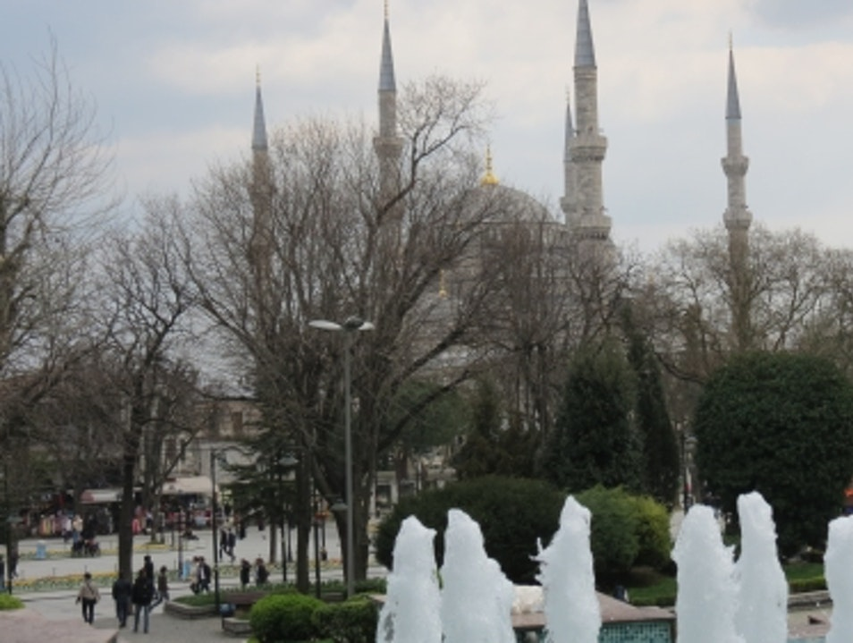 Istanbul is a great city Istanbul  Turkey