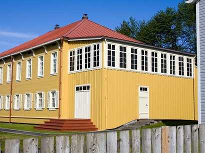 Russian Bishop's House Sitka Alaska United States