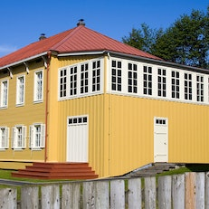 Russian Bishop's House
