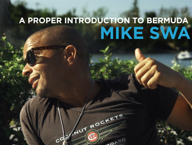 Find Adventure in Bermuda with Mike Swan