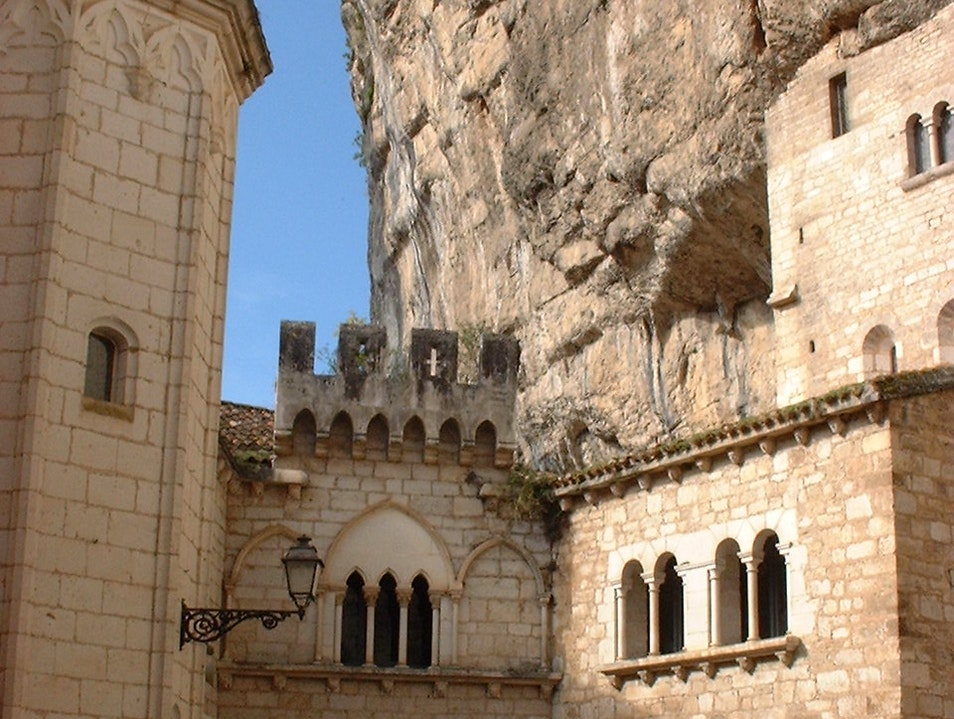 My Pilgrimage to Rocamadour  Rocamadour  France