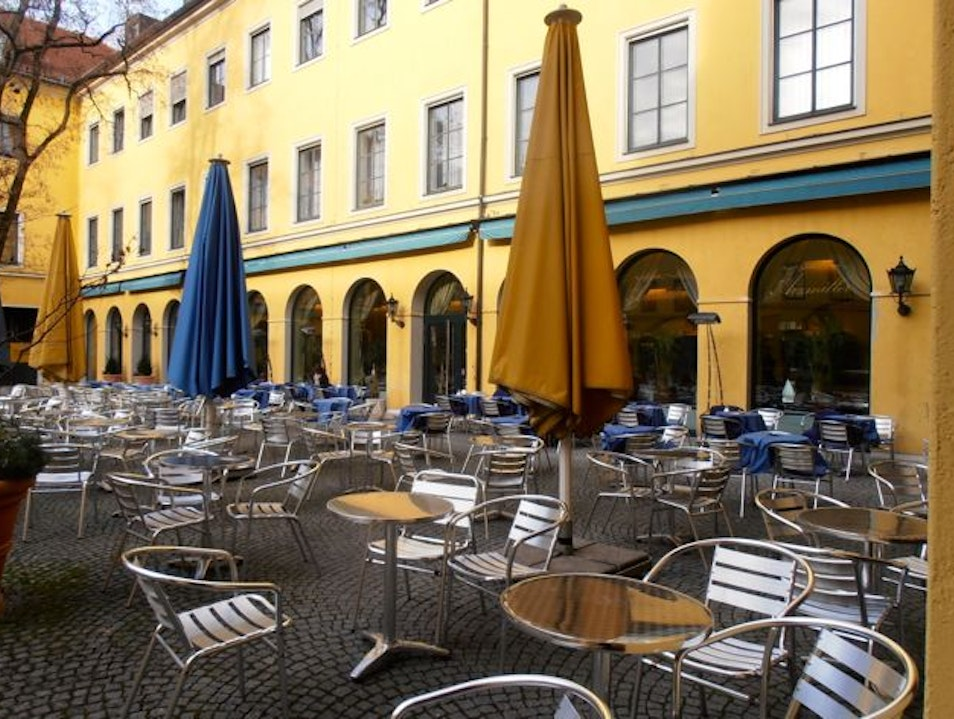 A Classic Coffeehouse in the Heart of Munich Munich  Germany