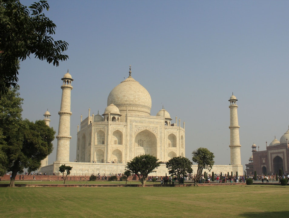 Taj Mahal and more Agra  India