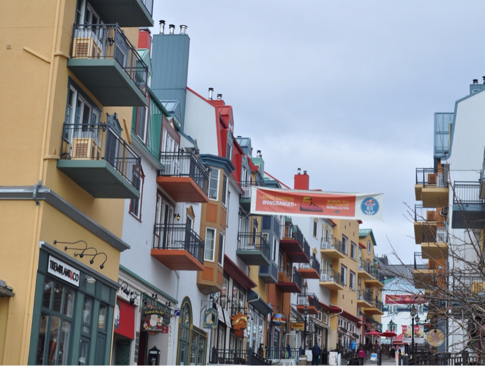 Where In Europe Is This? Mont-Tremblant  Canada