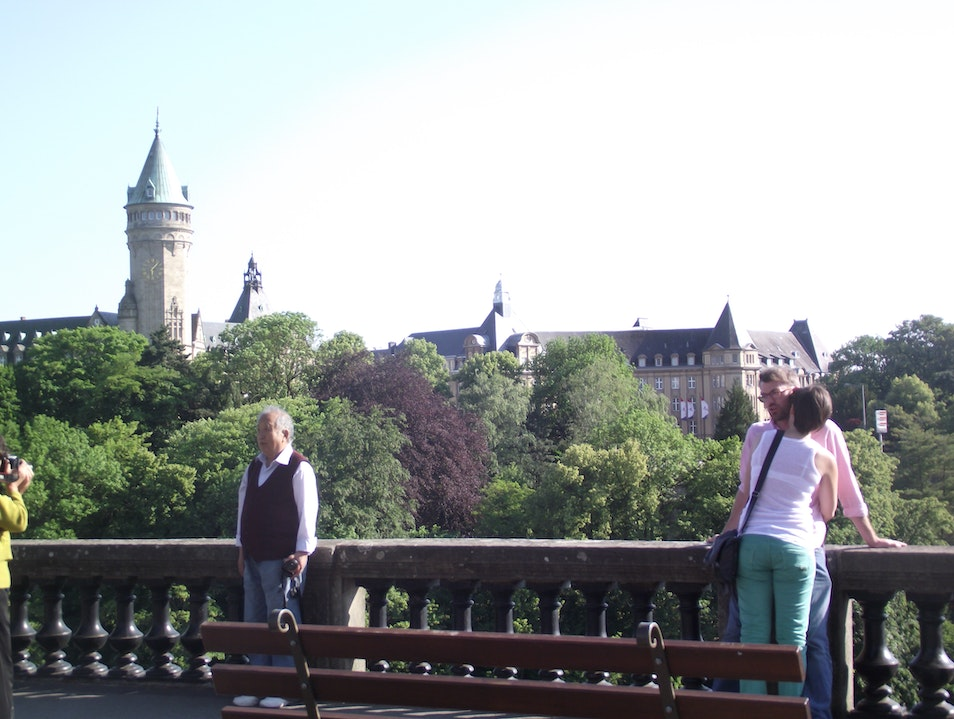 To Love in Luxembourg