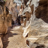 Willis Creek Slot Canyon