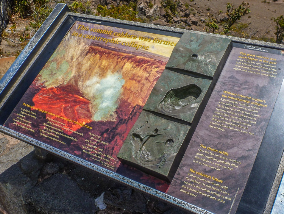 Learning about Kilauea Pāhoa Hawaii United States