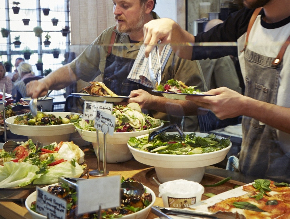 Feast on fresh, local gourmet food Rosebery  Australia