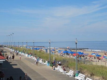 Rehoboth Beach Boardwalk Rehoboth Beach Delaware United States