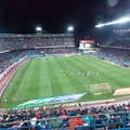 Vicente Calderón Stadium Madrid  Spain
