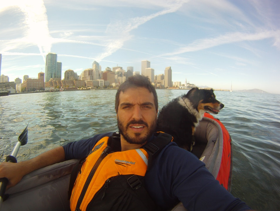 Grab your Kayak and Go! San Francisco California United States