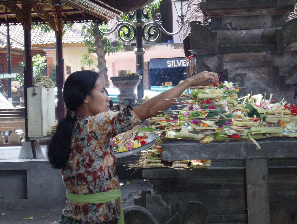 Bali: The Sustaining Force of Beauty and Spirit