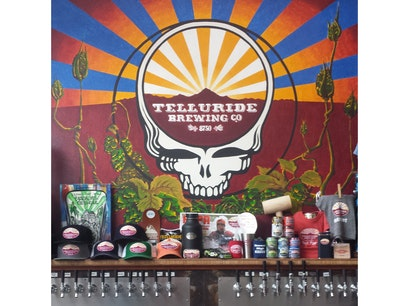Telluride Brewing Company Mountain Village Colorado United States