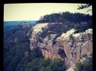 Red River Gorge Wellington Kentucky United States