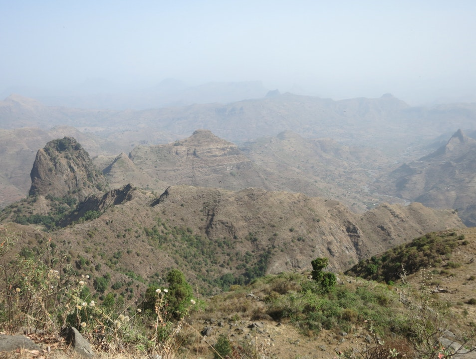 The Grand Canyon of East Africa Gondar  Ethiopia