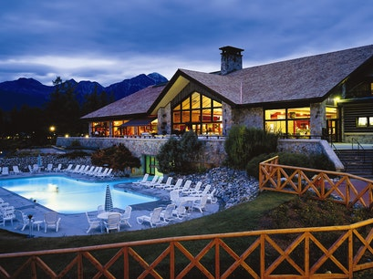 Fairmont Jasper Park Lodge Jasper National Park  Canada