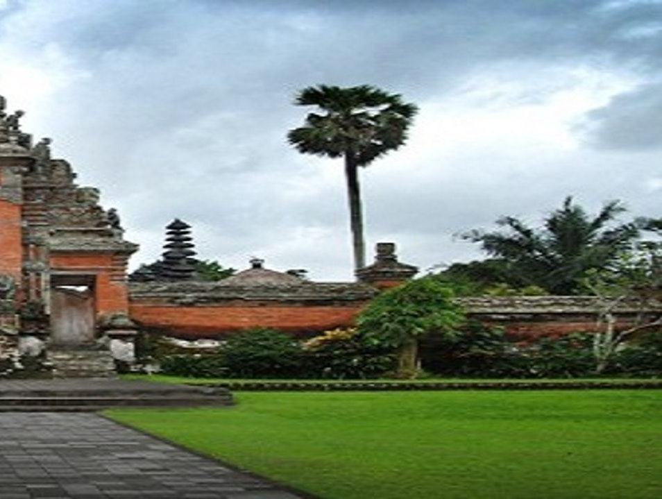 TAMAN AYUN TEMPLE IS MOTHER TEMPLE TO MENGWI KINGDOM