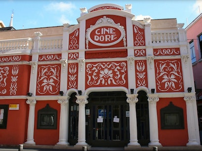 Cine Doré Madrid  Spain