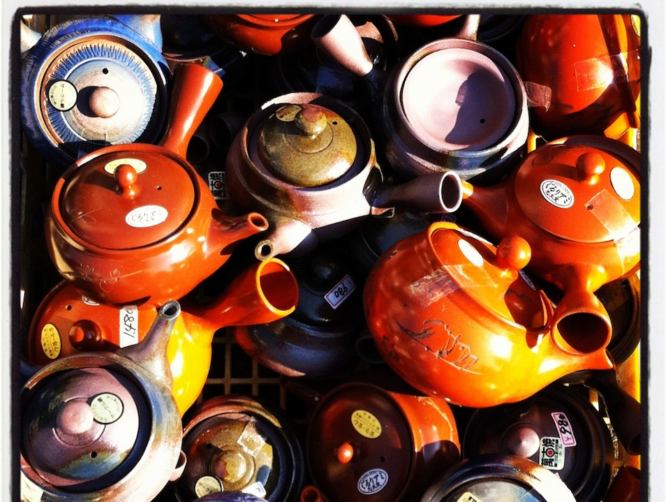 Pots for Sale Chūō Ku  Japan
