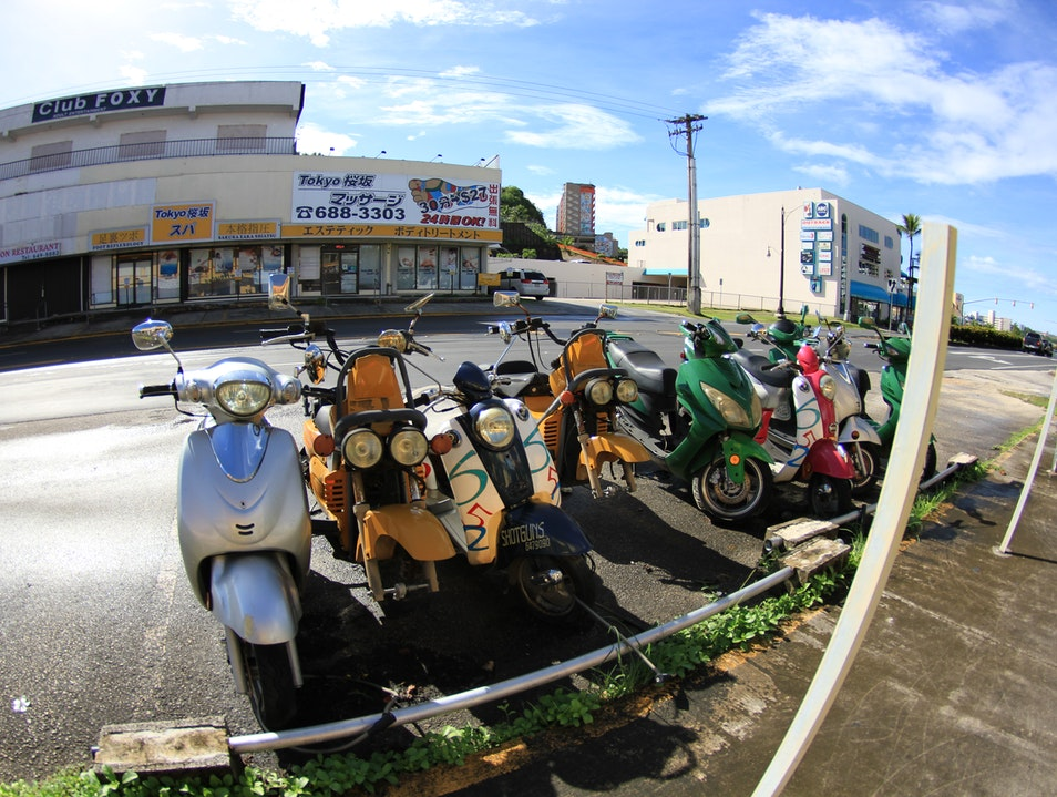 Scooter Tour of Southern Guam