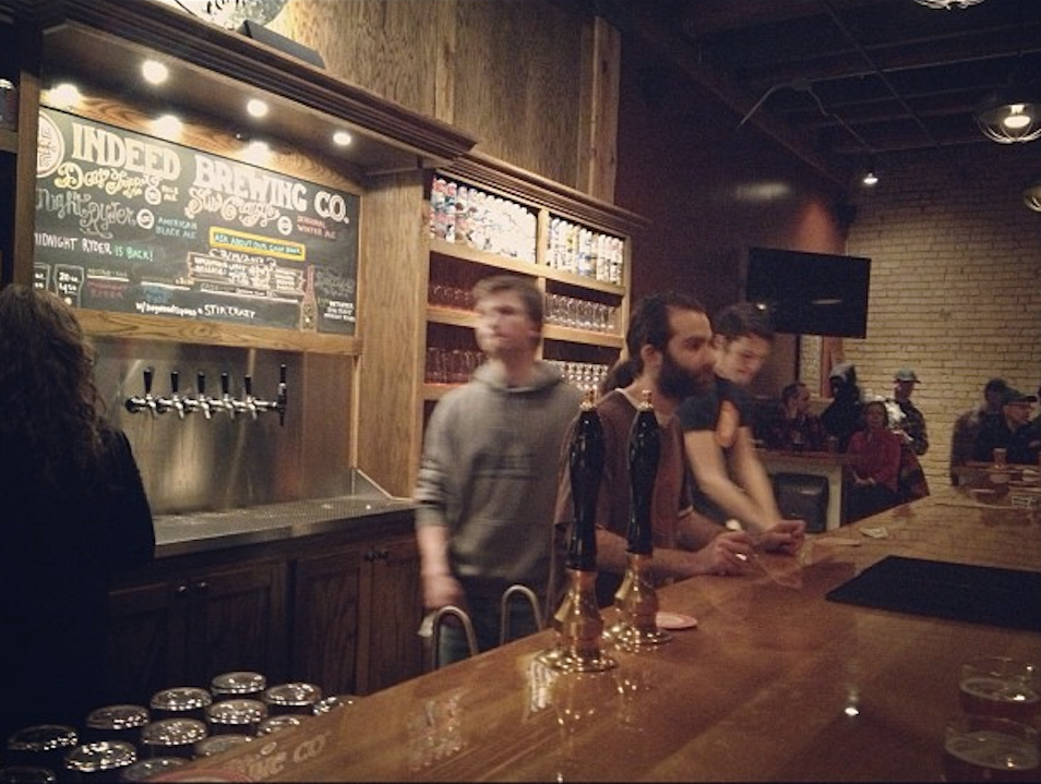 The Greatest Taproom in a City of Great Taprooms