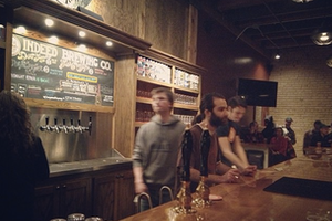 Indeed Brewing Company and Taproom