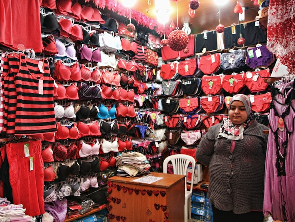 All Purpose Shopping in Saida's Old Souk