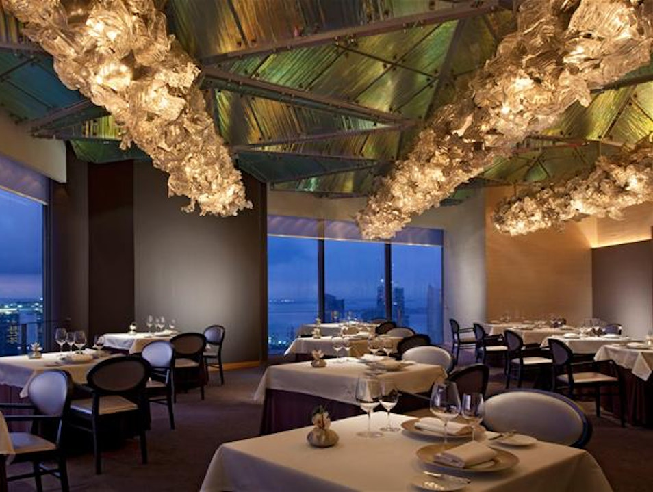 Dining with a View in Singapore