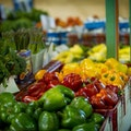 Yellow Green Farmers Market Hollywood Florida United States