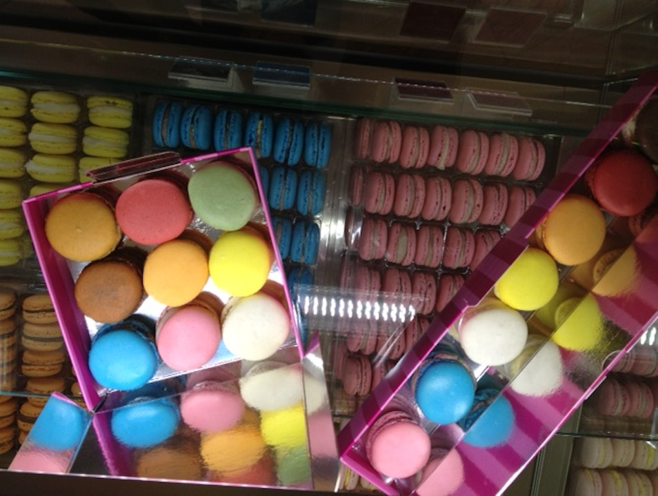 Macarons and other stories