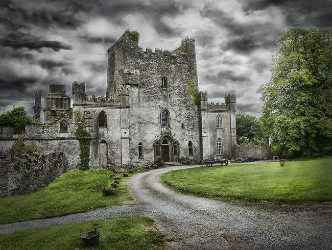 Domain of Elementals: Leap Castle, Offaly