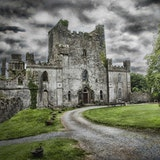 Leap Castle, Roscrea, Ireland