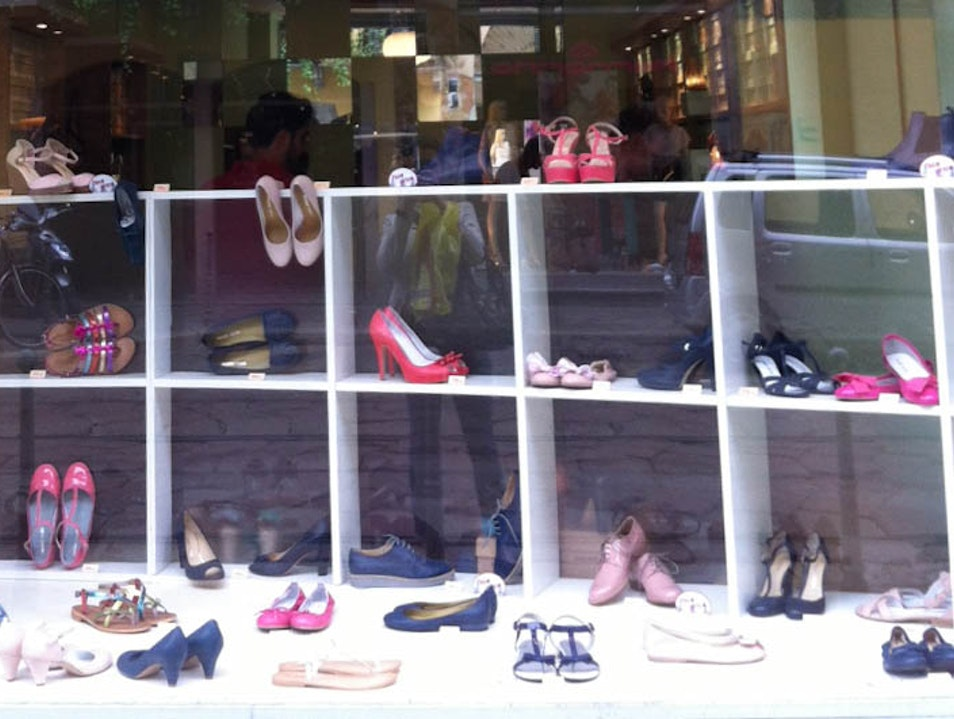 Italian Shoes  Milan  Italy