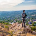 Northcliff HIll Viewpoint Randburg  South Africa