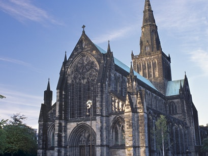 Glasgow Cathedral (St. Mungo) Glasgow  United Kingdom