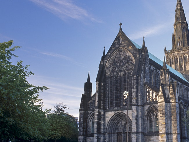 Glasgow Cathedral (St. Mungo)