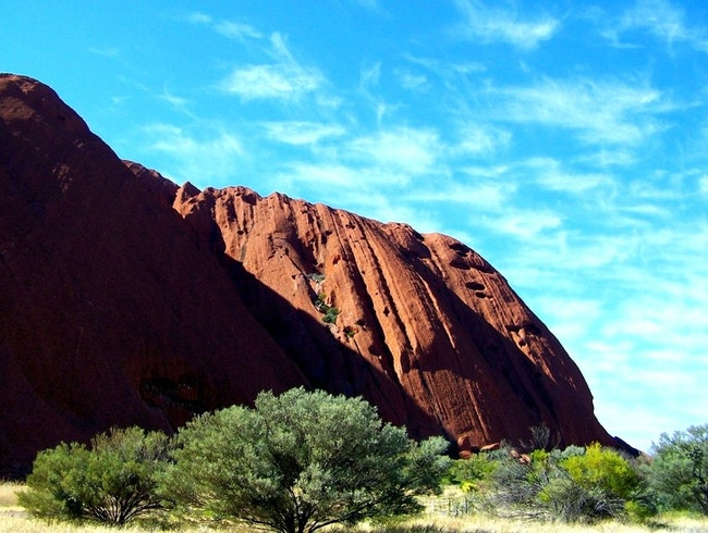 Journey Through Time at Uluru