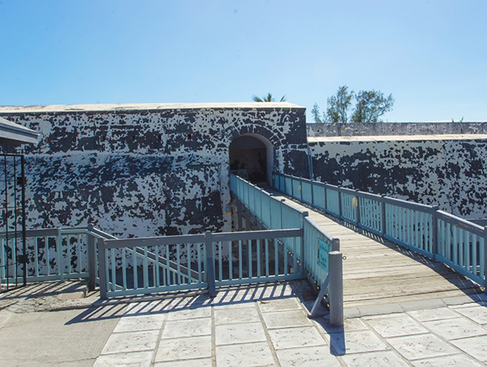 Fort Charlotte, Nassau Nassau  The Bahamas