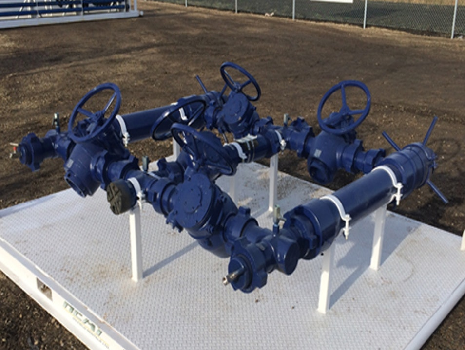 Oil and Gas Industry Rental Equipment