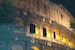 A Night stroll at the past glorious Colosseo