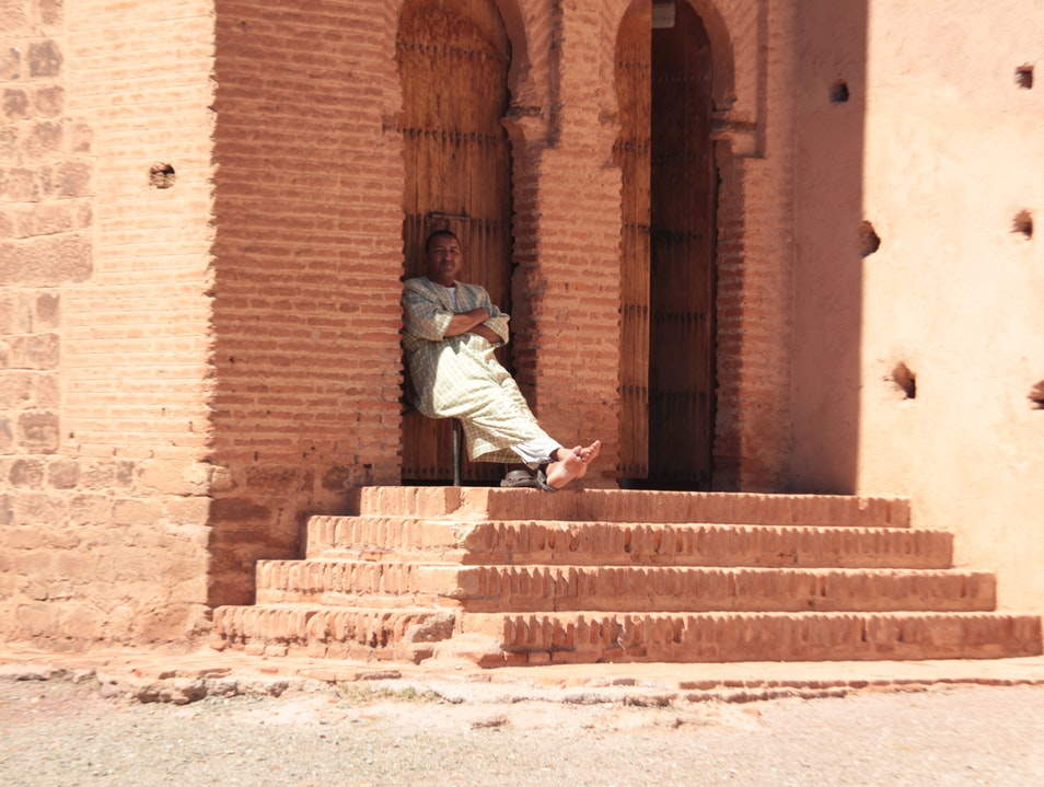 Romancing Tinmel.  A day trip to the ruins of Tinmel mosque and adventures en route.
