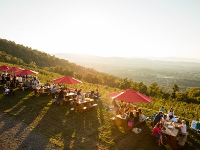 Carter Mountain Orchard Charlottesville Virginia United States