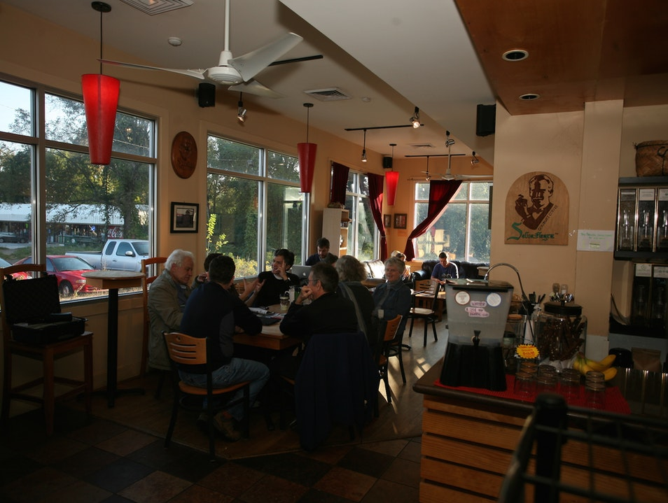 Coffee Shop and Wine Bar in Poncey Highlands