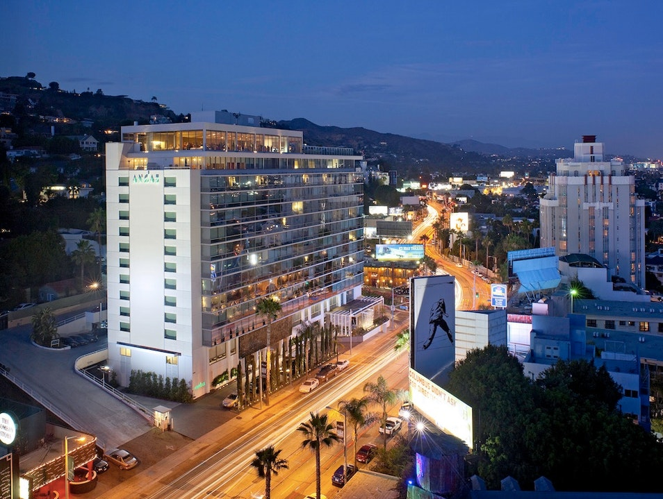 Andaz West Hollywood West Hollywood California United States