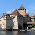 Château de Chillon Sallenôves  France