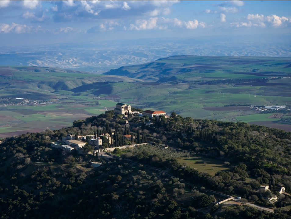 The beauty of the Galilee