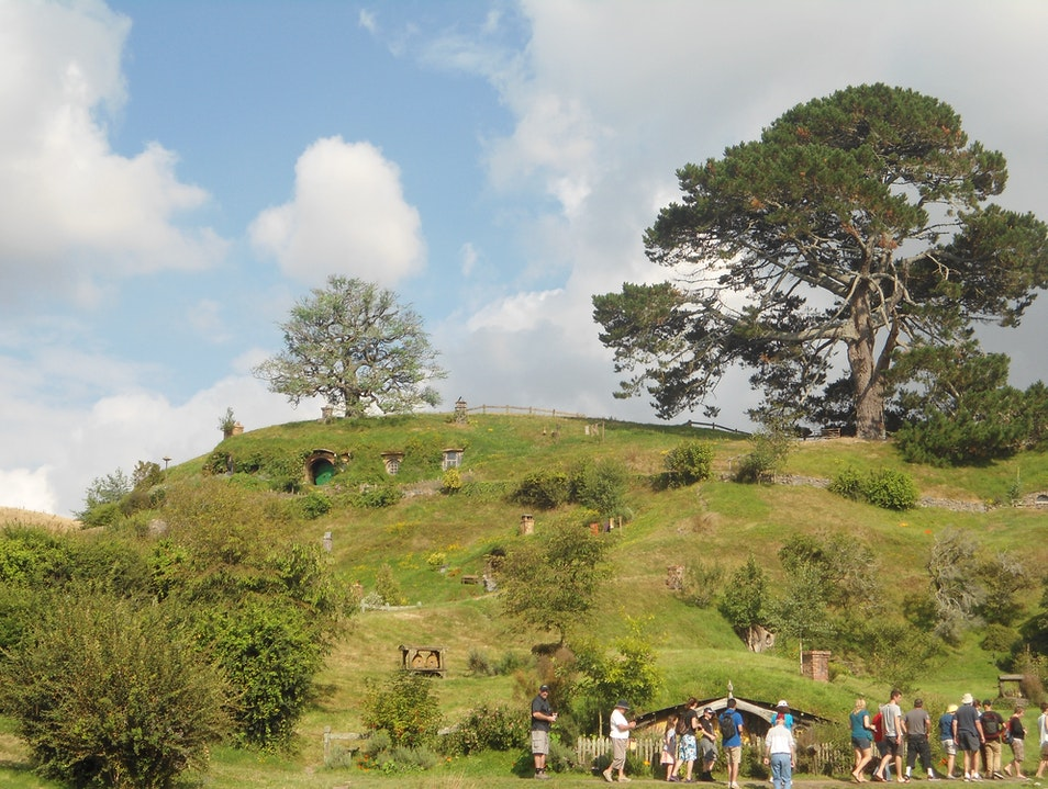 Visiting Middle Earth