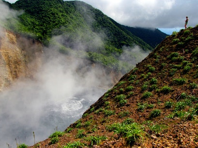 The Longest Walking Trail in the Caribbean Fond Cani  Dominica