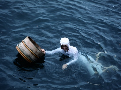 Pearl Diving in Dubai Dubai  United Arab Emirates