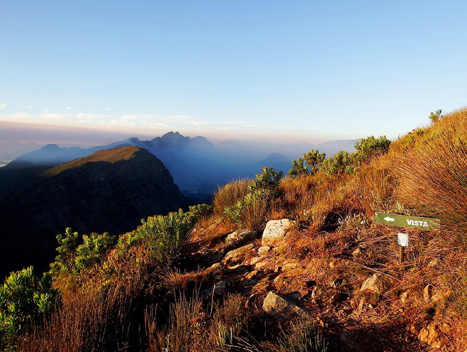 Mont Rochelle Nature Reserve Franschhoek  South Africa